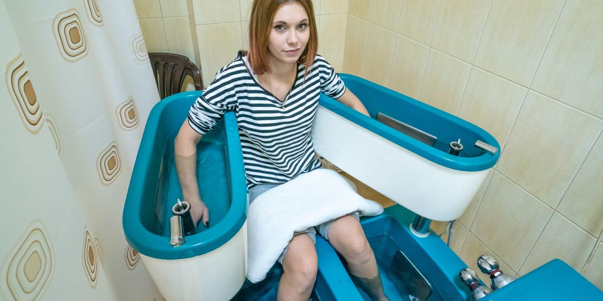 Kąpiel dwukomorowa