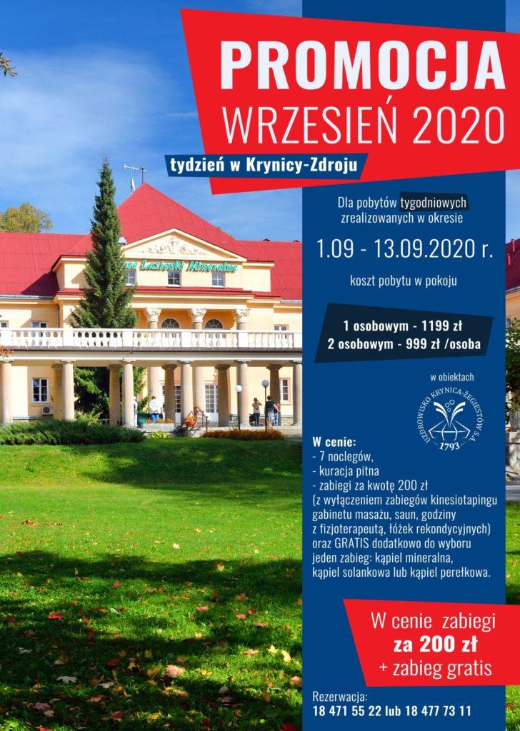 Promocja wrzesień 2020